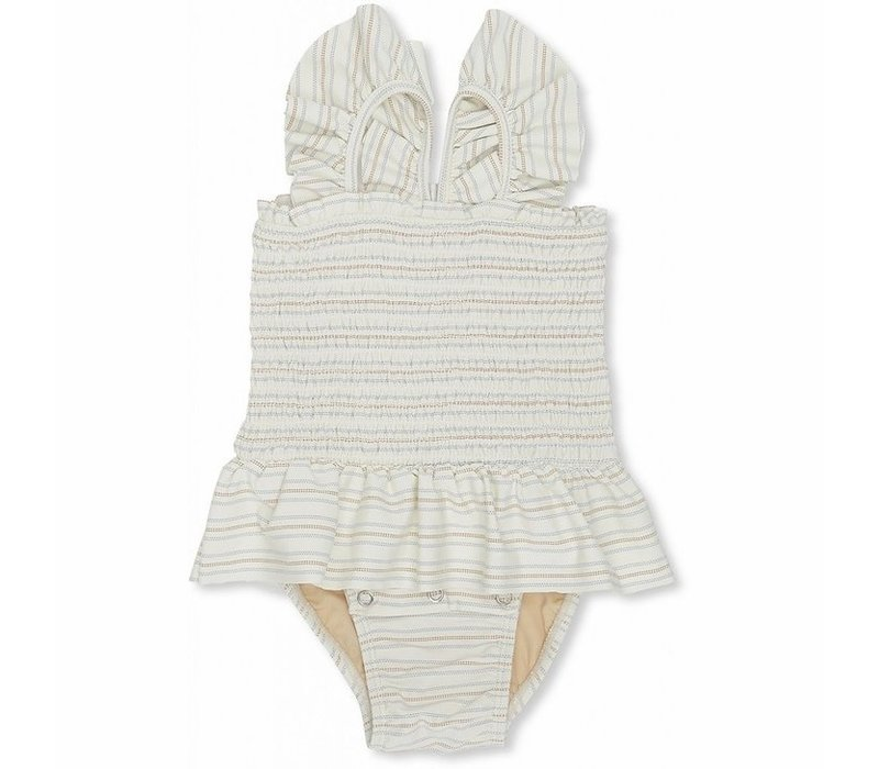 Konges Sløjd UV SWIMSUIT - VINTAGE STRIPE