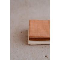 Konges Sløjd MUSLIN CLOTHS - ROSE - 3 PACK