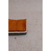 Konges Sløjd MUSLIN CLOTHS - FRENCH BLUE - 3 PACK