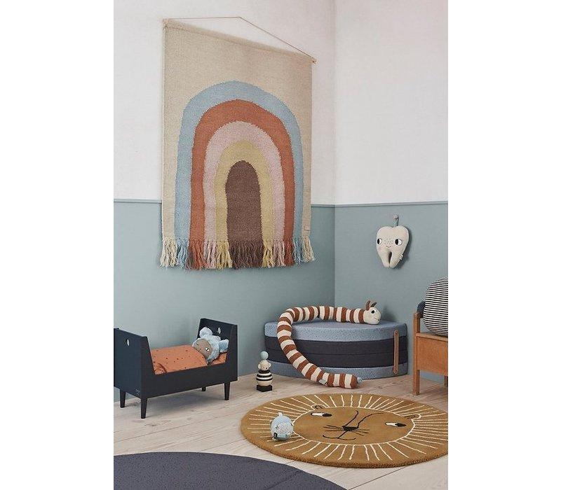 OYOY - Follow The Rainbow Wall Rug (showroom model outlet)