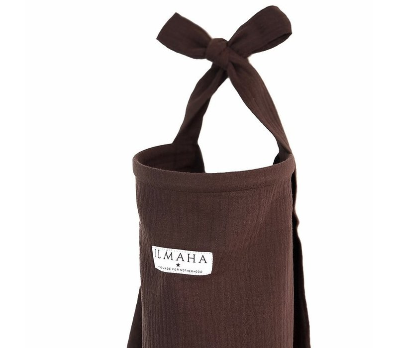 ILMAHA NURSING CLOTH - Uni Bruin