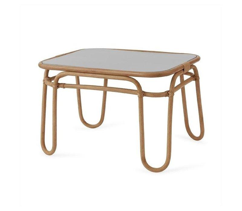 OYOY RAINBOW MINI TABLE - NATURE