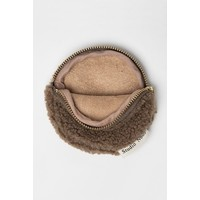 STUDIO NOOS Chunky Wallet - Teddy Brown