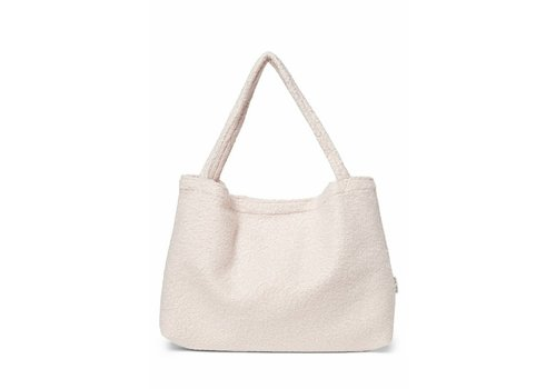 Studio NOOS STUDIO NOOS Mom Bag - Bouclé White
