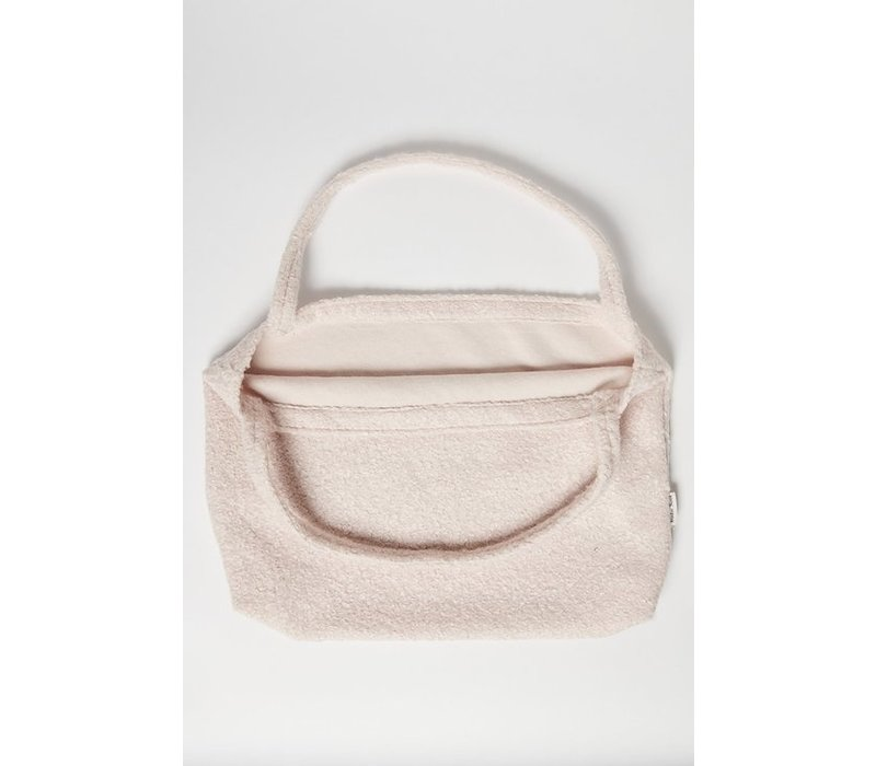 STUDIO NOOS Mom Bag - Bouclé White