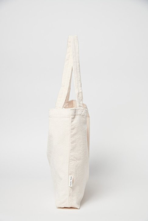 Studio NOOS STUDIO NOOS Mom Bag - Old white Rib