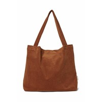 STUDIO NOOS Mom Bag - Brown-ie Rib