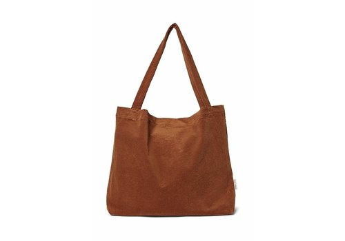 Studio NOOS STUDIO NOOS Mom Bag - Brown-ie Rib