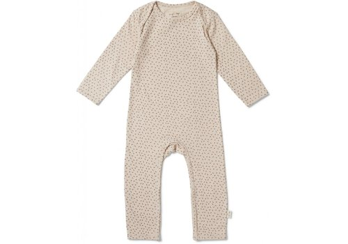 Konges Sløjd Konges Sløjd Hygsoft Pyjama - Tiny Clover Rose