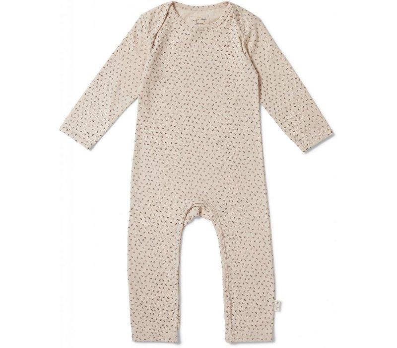 Konges Sløjd Hygsoft Pyjama - Tiny Clover Rose