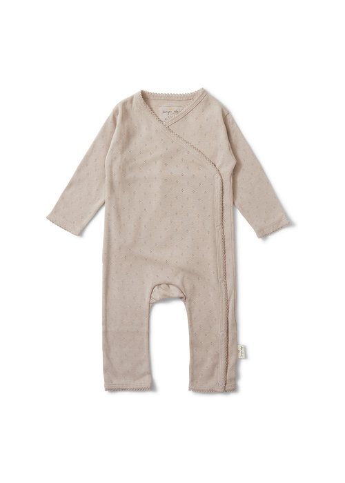 Konges Sløjd Konges Sløjd Minnie Onesie - Rose Grey