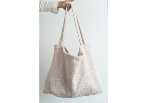 Mayalia MAYALIA On The Road Bag Woolly –  OFF-WHITE
