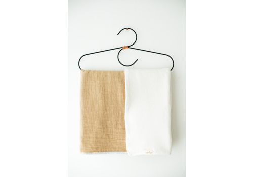 Mayalia MAYALIA Blanket Muslin Teddy - GÖREME