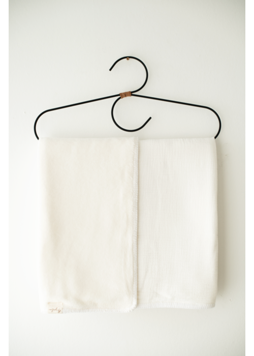 Mayalia MAYALIA Blanket Muslin Teddy - EYJAFJALLAJÖKULL