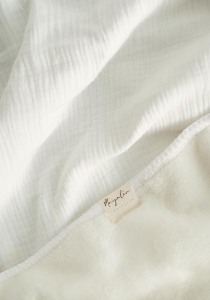 MAYALIA Blanket Muslin Teddy - EYJAFJALLAJÖKULL