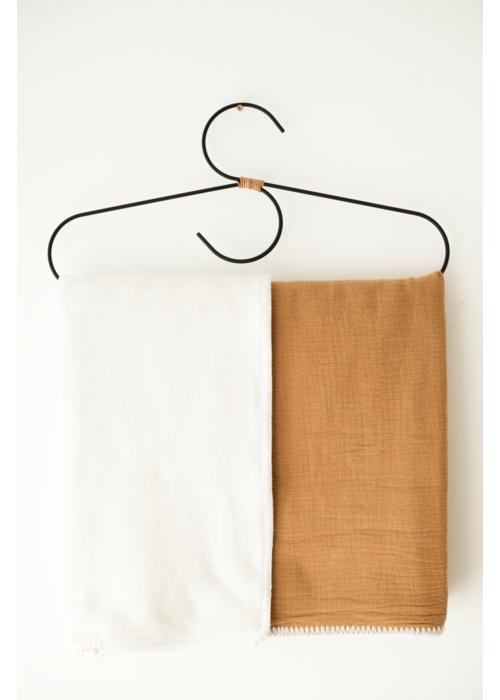 Mayalia MAYALIA Blanket Muslin Teddy - KASJMIR