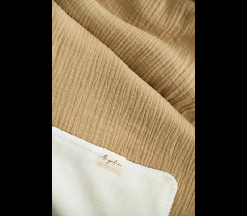 MAYALIA Blanket Muslin Teddy - GÖREME