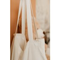 MAYALIA Beach Mom Bag– ECRU