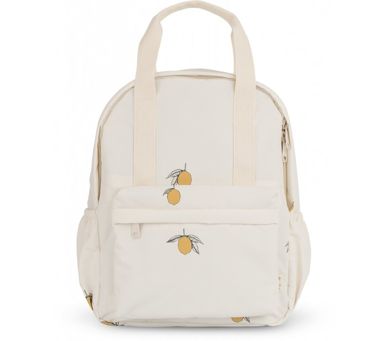 Konges Sløjd Loma MINI Backpack - LEMON