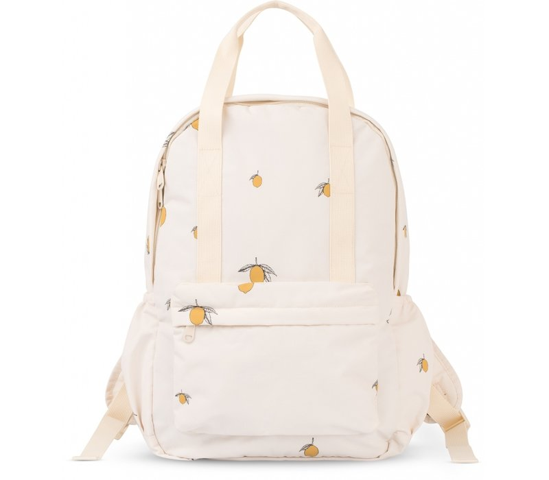 Konges Sløjd Loma JUNIOR Backpack - LEMON