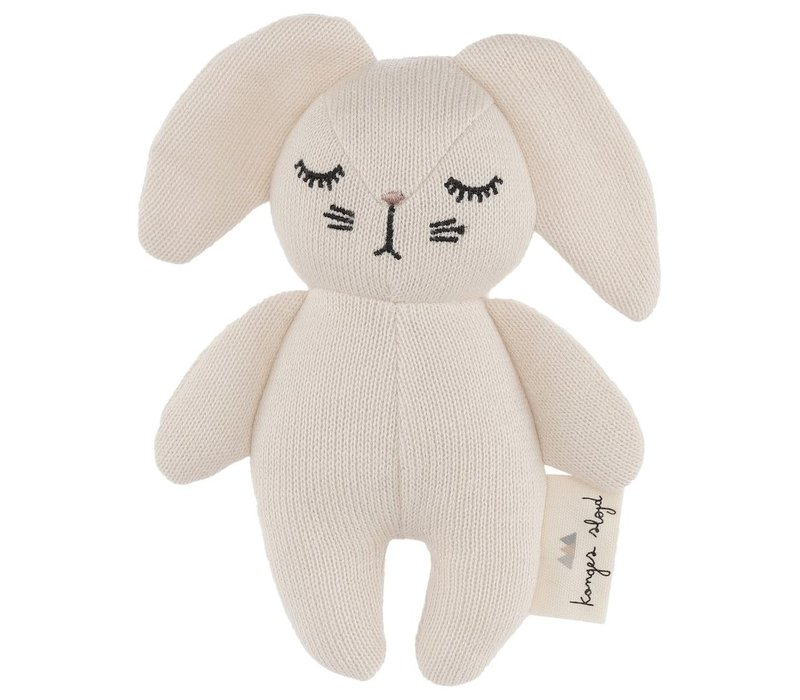 Konges Sløjd Mini Rabbit - OFF WHITE
