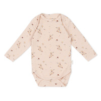 Konges Sløjd Body Romper - NOSTALGIE BLUSH