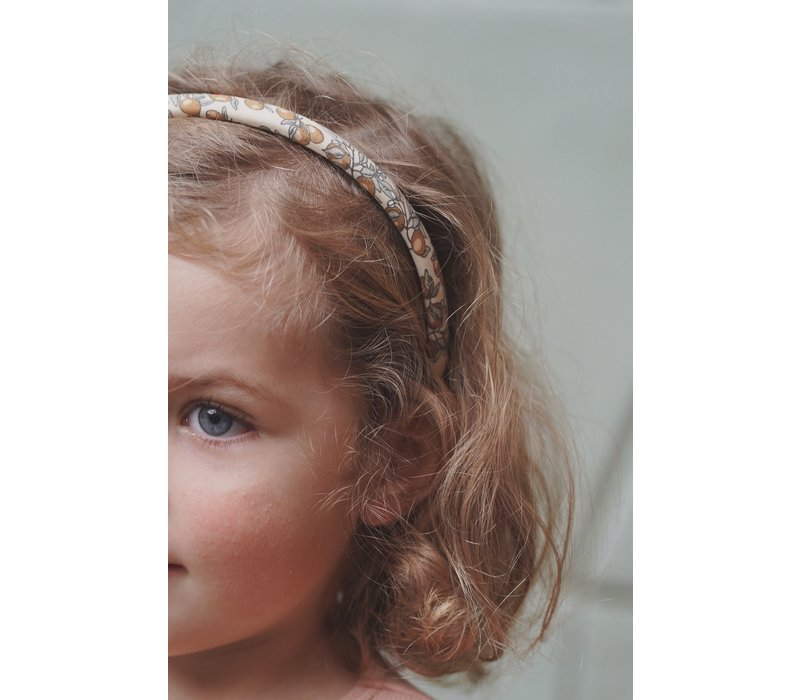 Konges Sløjd 2 Pack Hairbrace - ORANGERY BEIGE