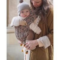 Konges Sløjd Nola Baby Carrier -  ORANGERY BEIGE