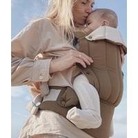 Konges Sløjd Nola Baby Carrier Draagzak -  WALNUT