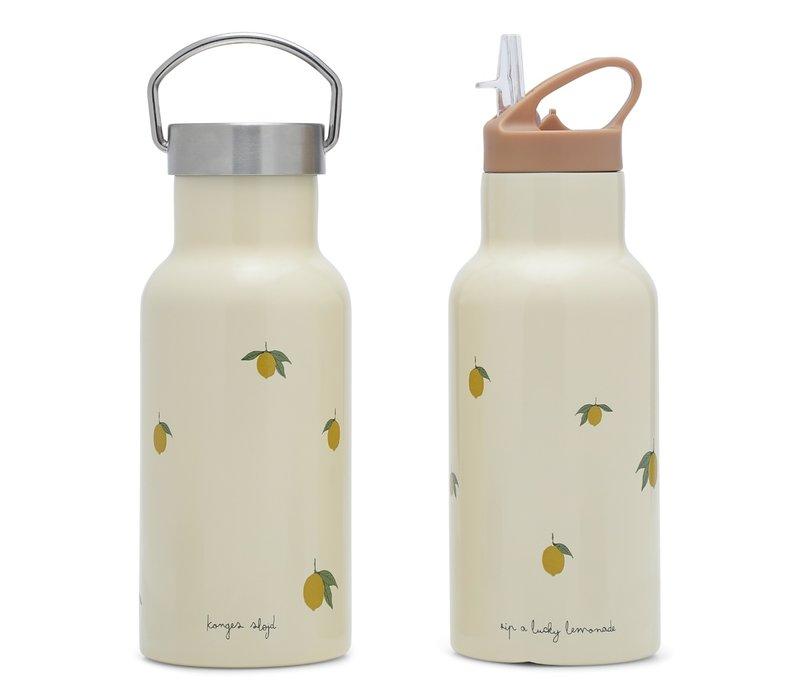 Konges Sløjd Thermo & Drink Bottle - LEMON