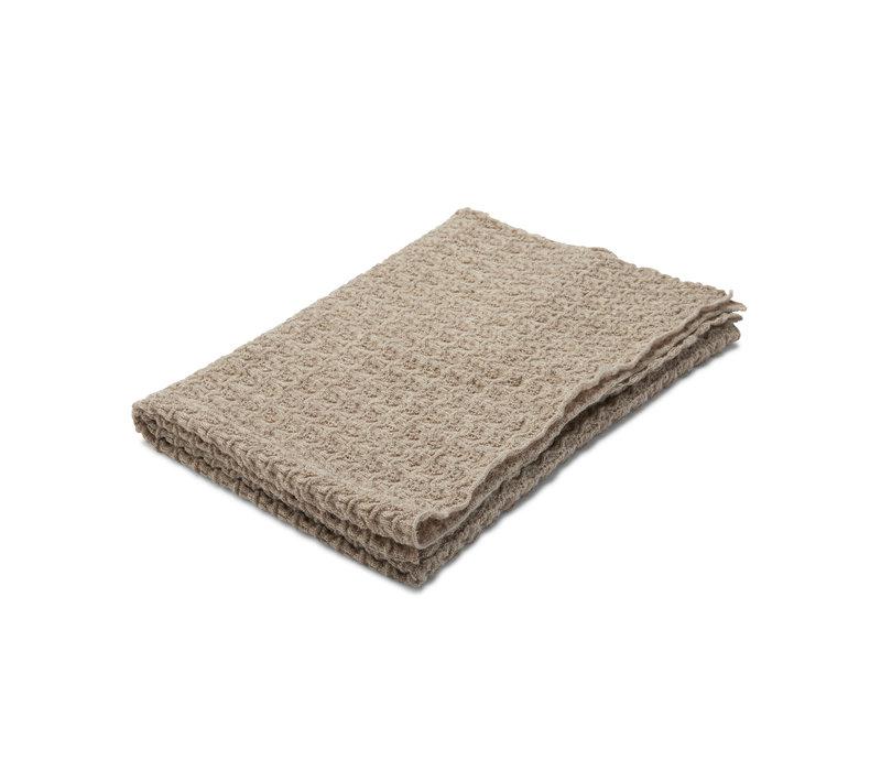 Konges Sløjd Baby Blanket - PALOMA BROWN