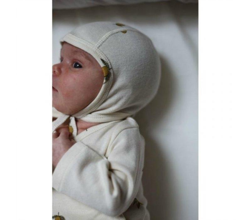 Konges Sløjd New Born Helmet - ORANGERY BEIGE