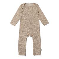 Konges Sløjd Hygsoft Pyjama - BLOSSOM MIST BIRK