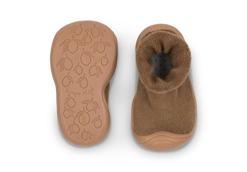 Konges Sløjd Konges Sløjd Sock Slippers - WALNUT