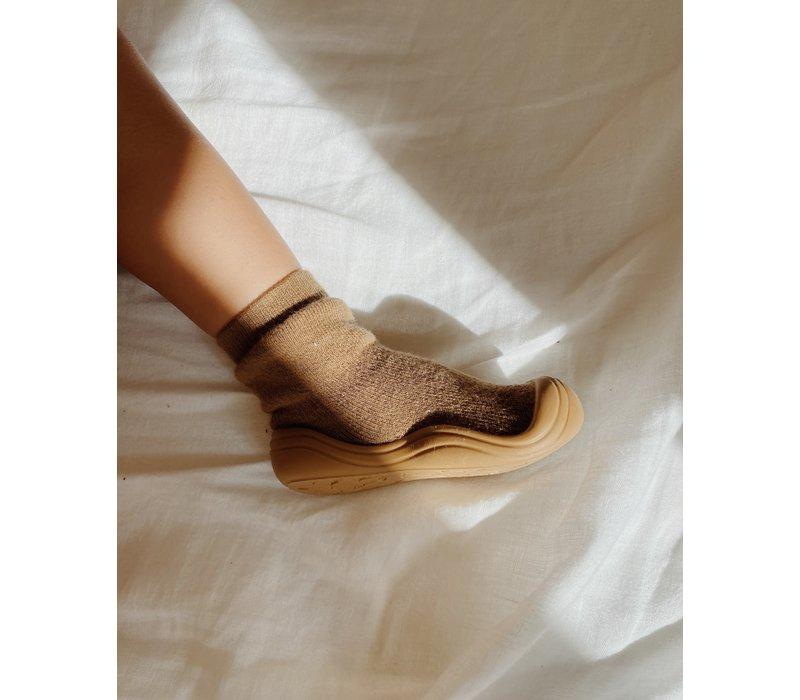 Konges Sløjd Sock Slippers - ALMOND