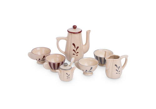 Konges Sløjd Konges Sløjd Tea Set - MULTI CERAMIC