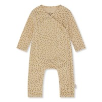 Konges Sløjd New Born Onesie - BUTTERCUP YELLOW