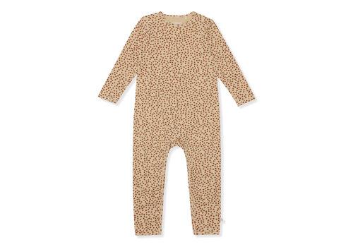 Konges Sløjd Konges Sløjd Hygsoft Pyjama (Basic Onesie) - BUTTERCUP ROSA