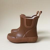 Konges Sløjd Welly Rubber Boots - CARAMEL