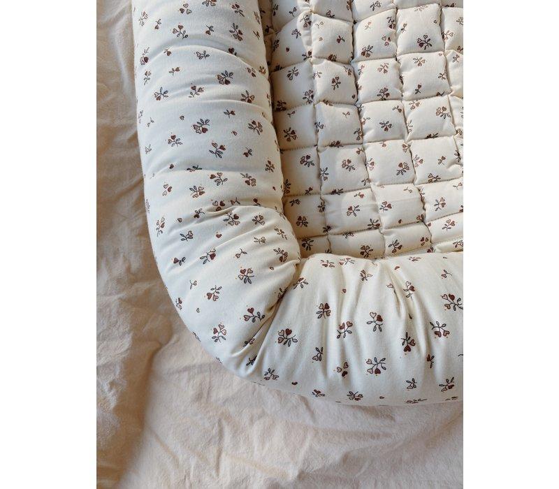 Konges Sløjd Baby Nest - PETIT AMOUR ROSE