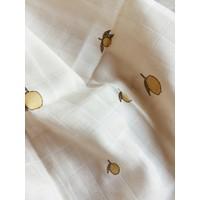 Konges Sløjd MUSLIN CLOTHS - LEMON - 3 PACK