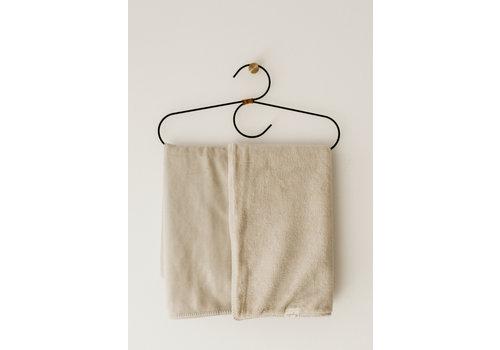Mayalia MAYALIA Blanket Silk Suede Teddy - JERUSALEM