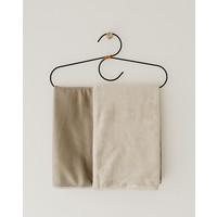 MAYALIA Blanket Silk Suede Teddy - MEDINA
