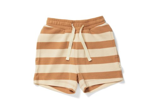 Konges Sløjd Konges Sløjd Lou Shorts - STRIPED BISQUIT