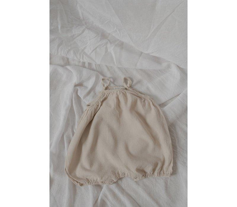 KOREAN WEAR Loa Jumpsuits & Bonnet - 2 PIECE