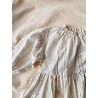 Konges Sløjd Fiji Dress - CHAMPAGNE/MULTI LUREX