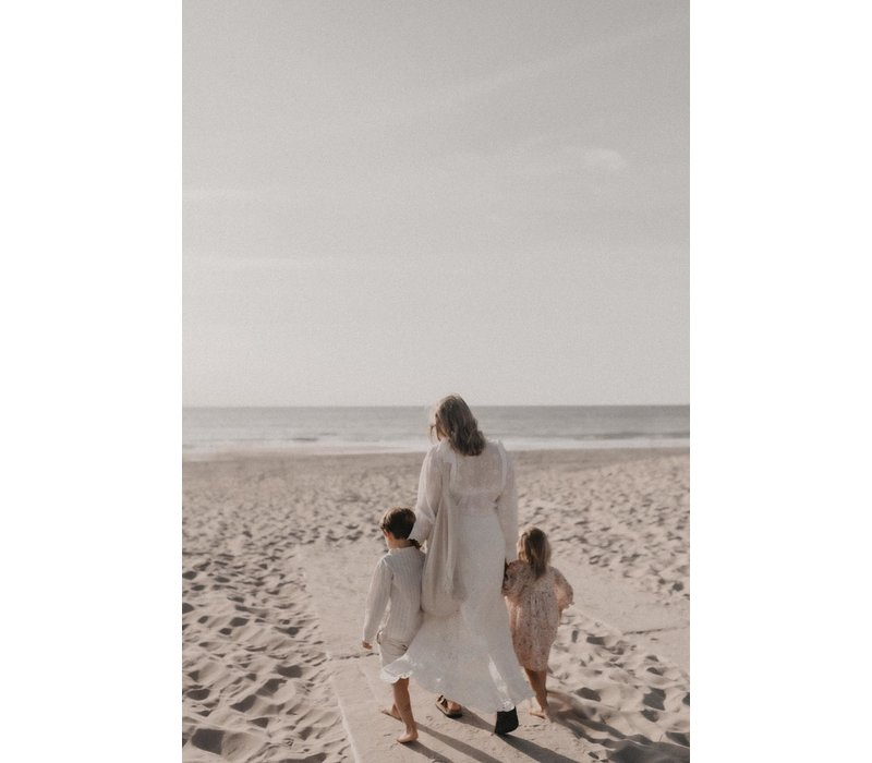 MAYALIA Beach Mom Bag– TAUPE