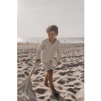 MAYALIA Beach Mom Bag Linnen – ECRU