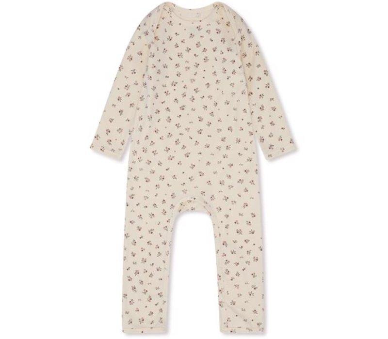 Konges Sløjd Hygsoft Pyjama - PETIT AMOUR ROSE