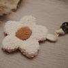 Moon & Maya Moon & Maya Speenknuffel - DAISY WHITE